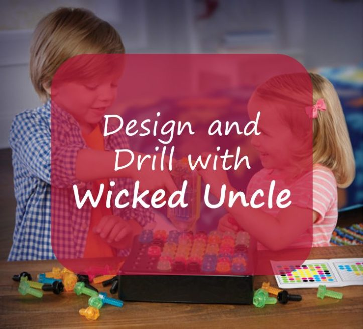 deisgn and drill wicked uncle toy review