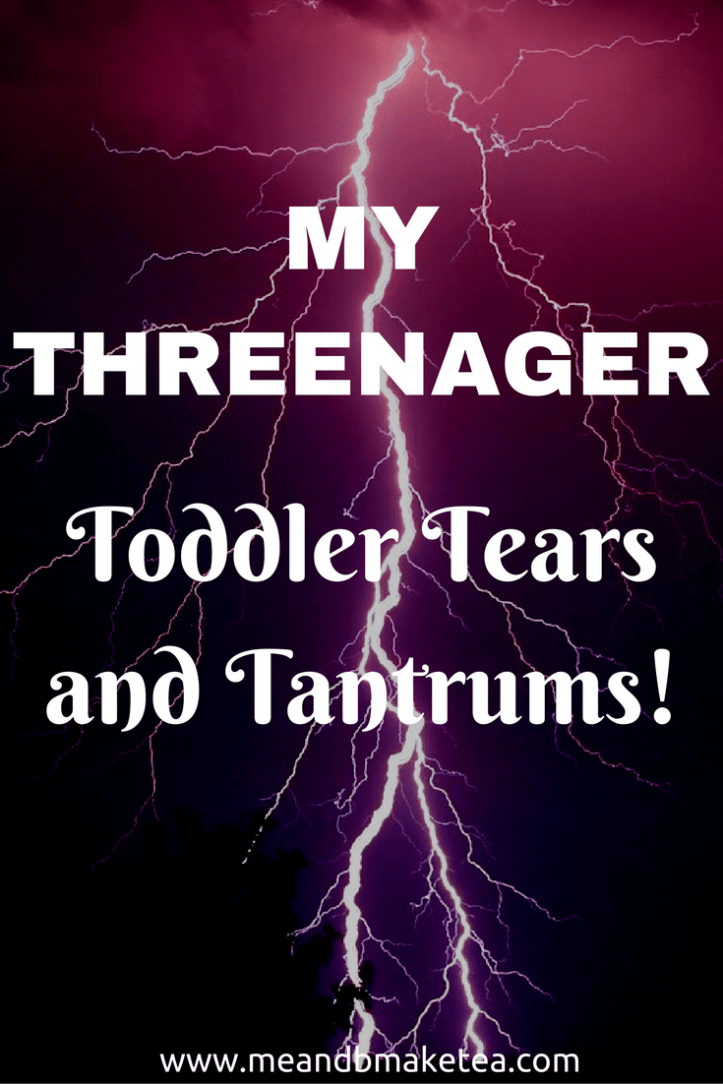 dealing with toddler tantrums age three years terrible twos threes naughty advice tips how to cope