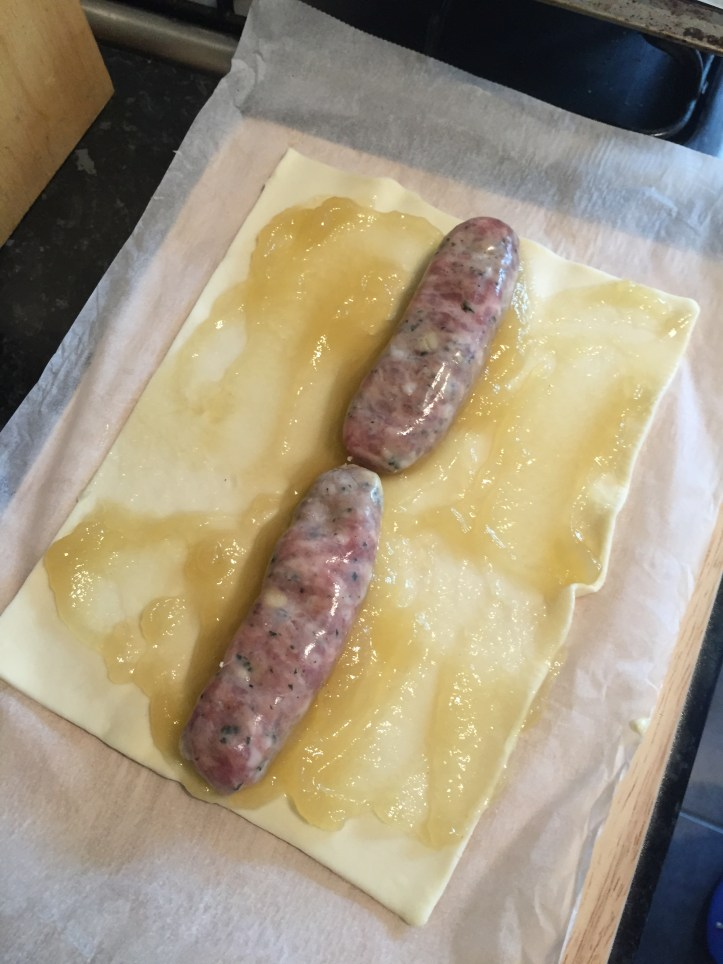 homemade sausage rolls easy to make in five minutes quick mum