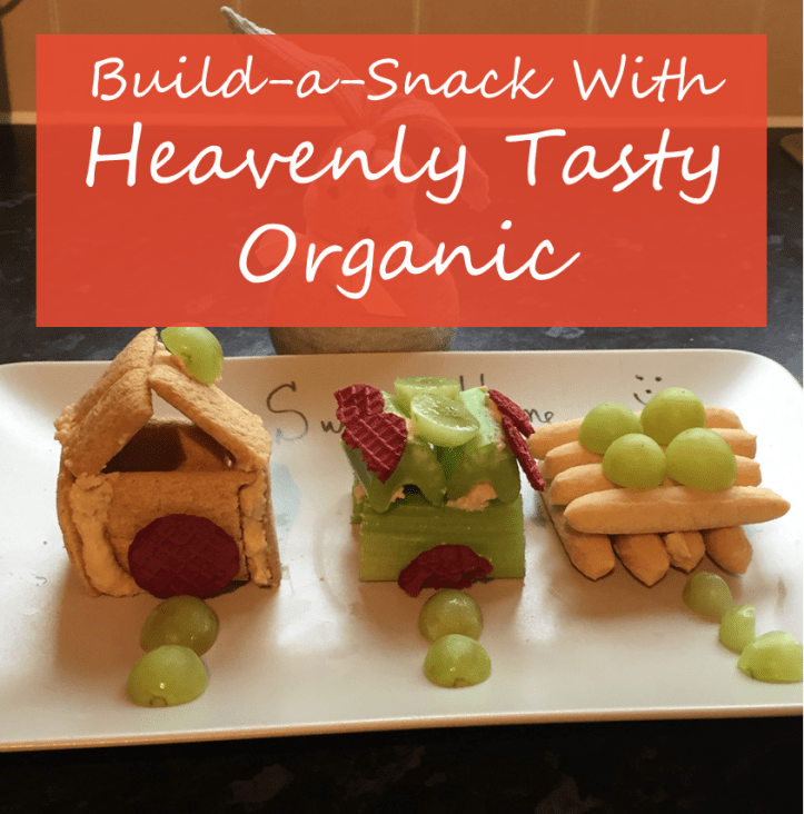 build a snack with heavenly tasty organic snacks weaning health