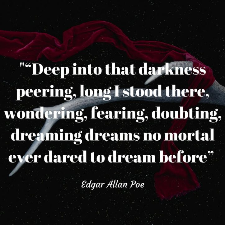 Edgar Allan Poe halloween quotes