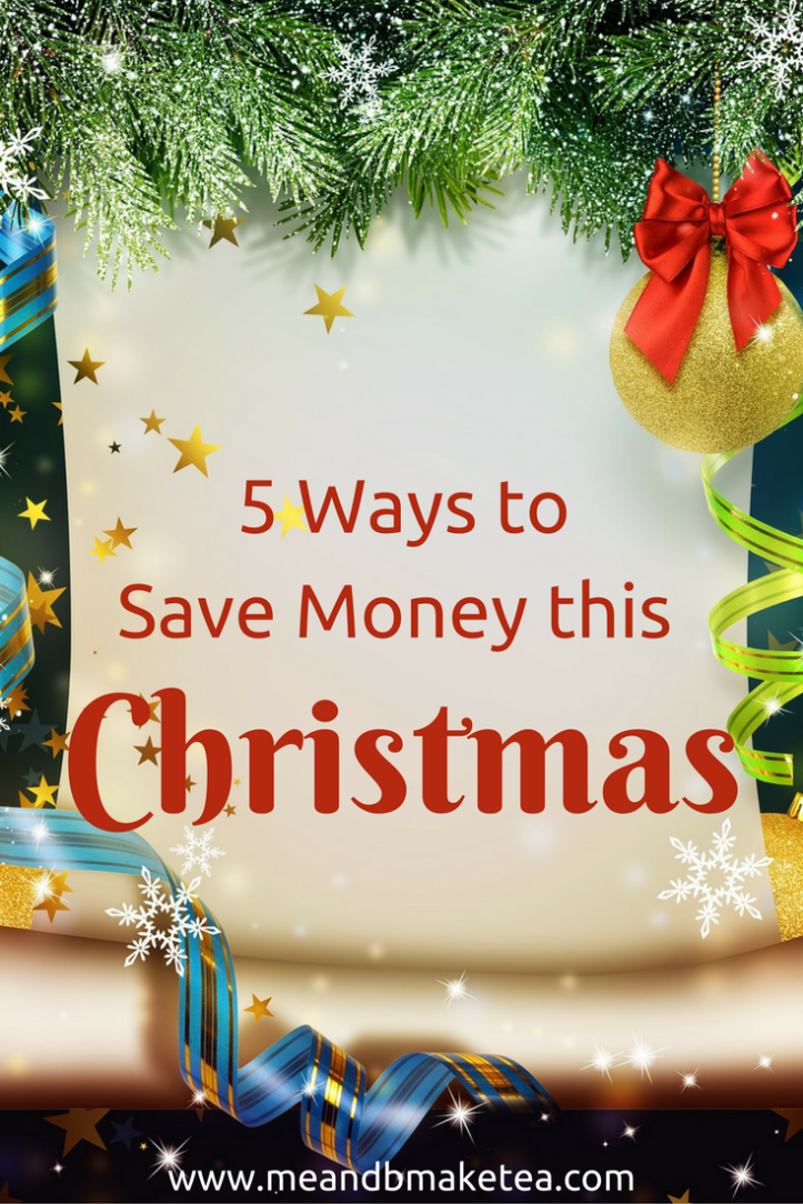 how to save money christmas xmas holidays tips tricks ways to save spend budget