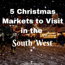 best christmas markets south west uk wales england bristol cardiff gloucester nutcracker trail
