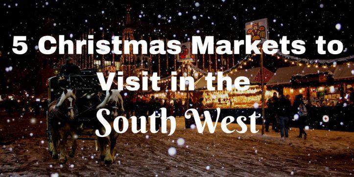best christmas markets south west uk wales england bristol cardiff gloucester nutcracker trail