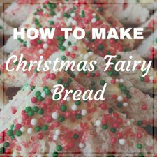 fairy bread australia origin recipe how to make it easy quick and simple is it good or healthy?