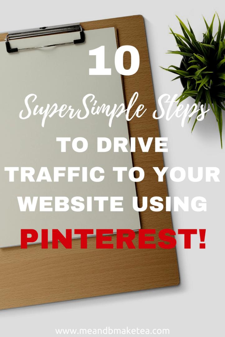 tips tricks growing pinterest traffic to website