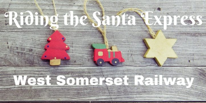 west somerset railway santa express for kids familiy day out review price tickets cost