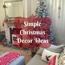 how to make you rhouse a home christmas festive decor inspiration ideas on a budget