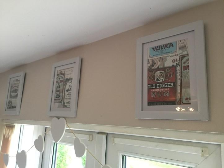 diy template tutorial art work bird drawings pinterest frame gallery wall