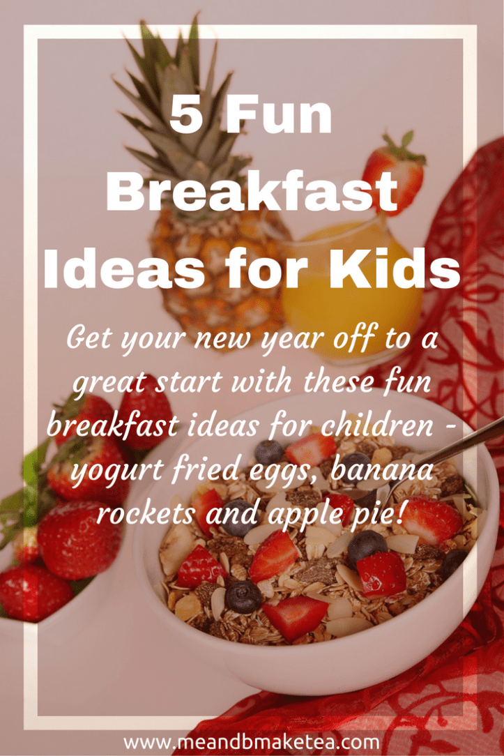 healthy childrens breakfast ideas toddlers weaning fun inspiration