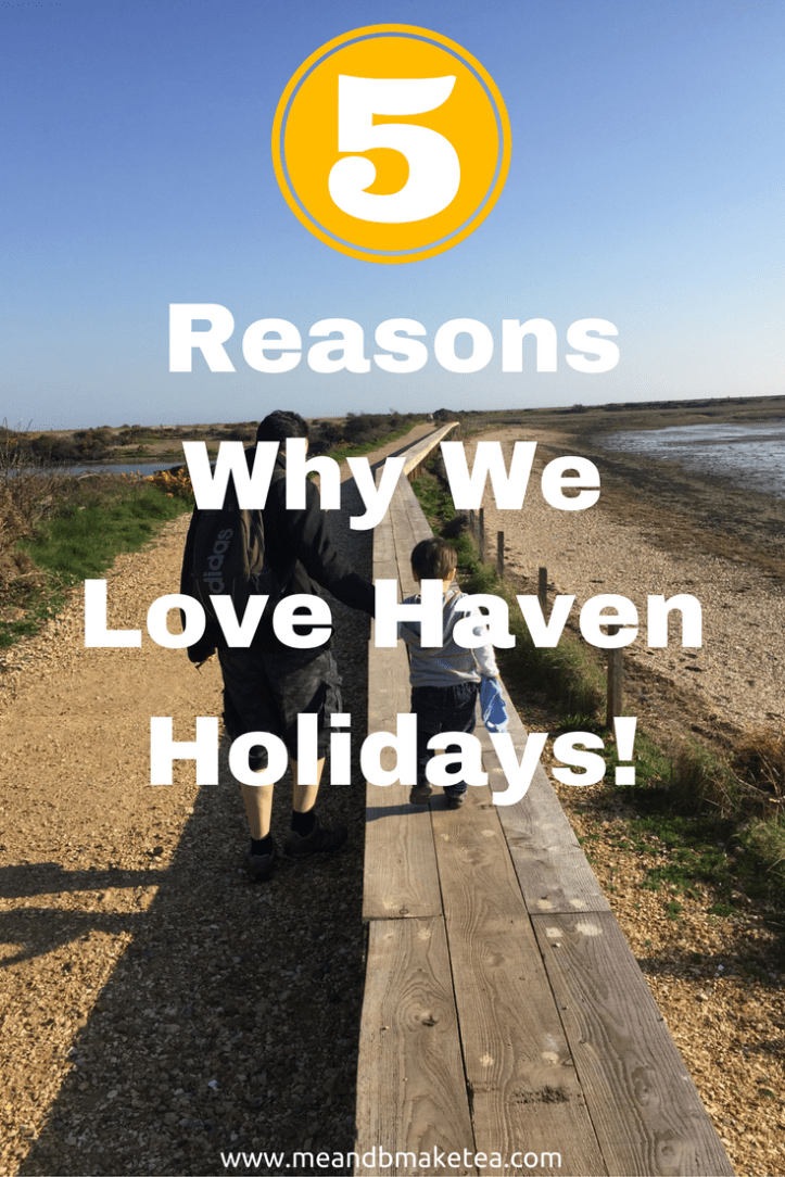 5 reasons why we love Haven caravan holidays - a review