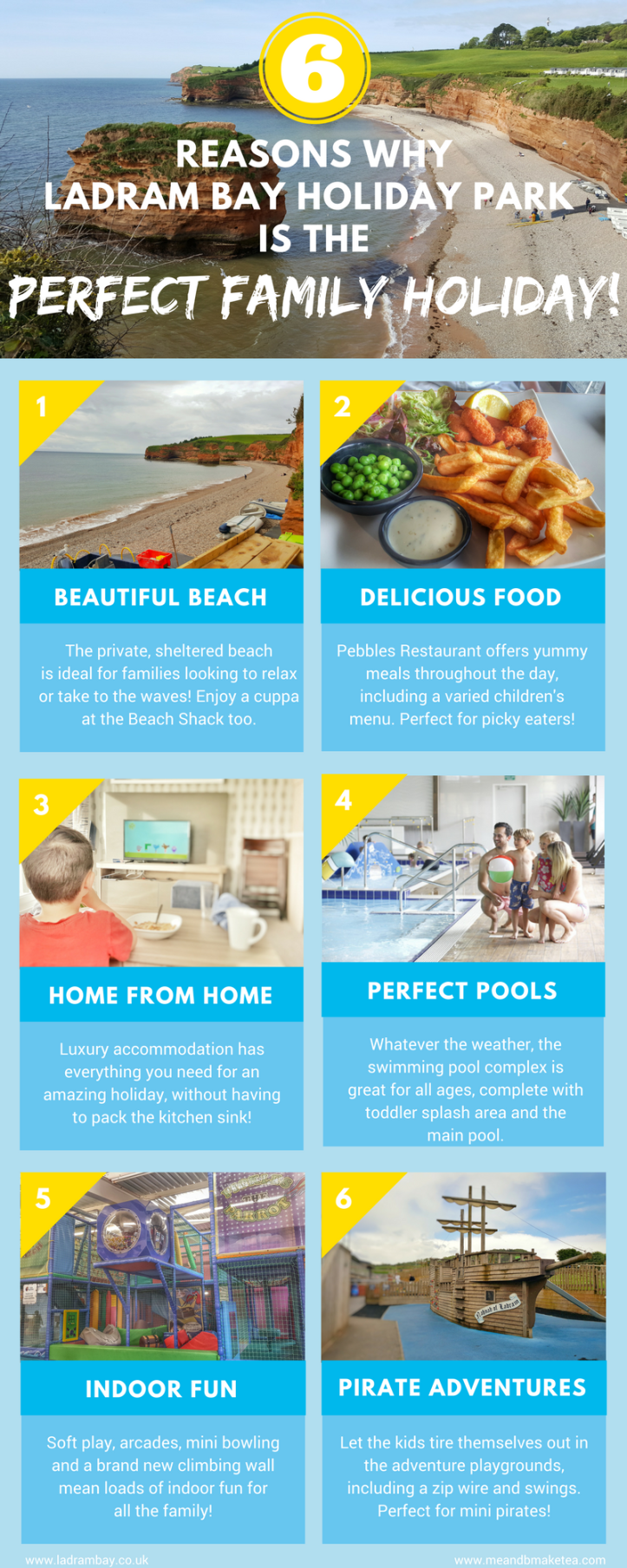 Reasons Why Ladram Bay is the perfect family holiday! (3)