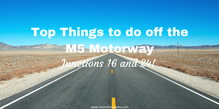 Top Things to do off the M5 Motorway - Junctions 16 and 24 bristol north somerset