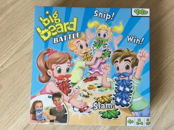 big beard battle game review toys children