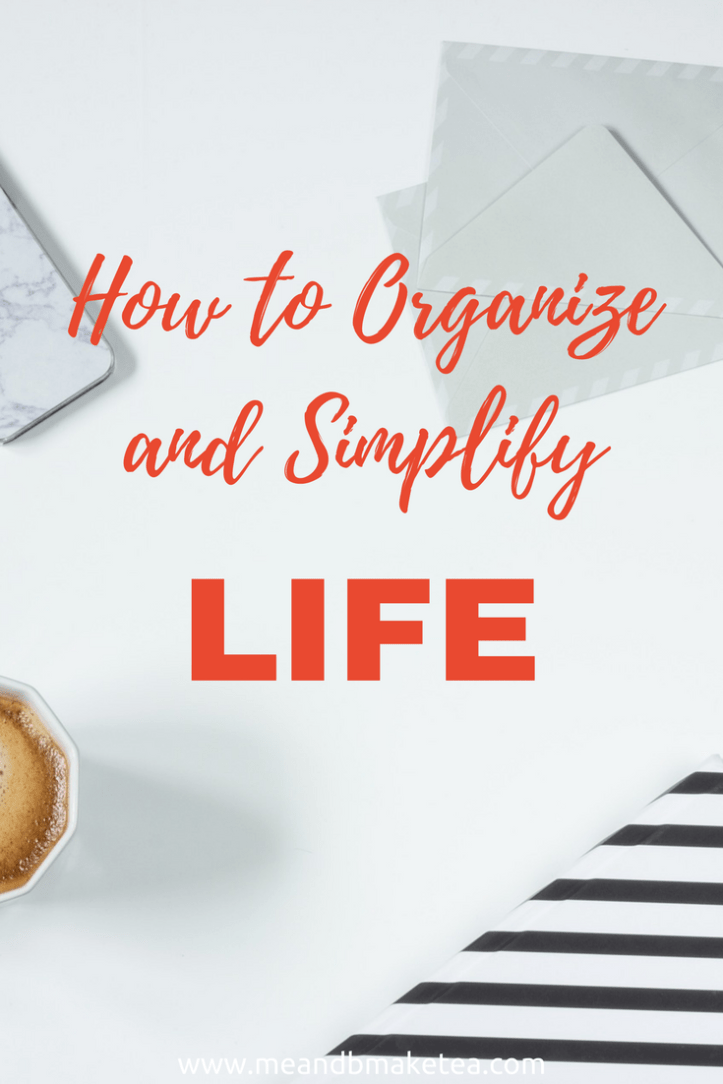life hacks and organization tips and tricks
