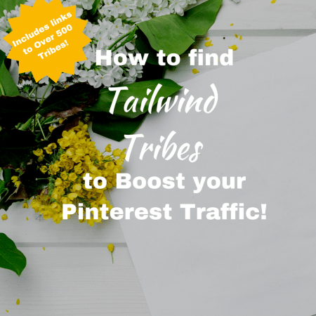 how to find tailwind tribes to drive traffic to blog