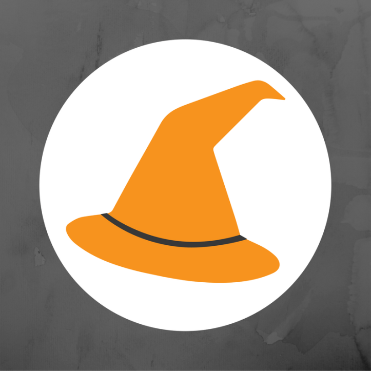 halloween printables free witches hat