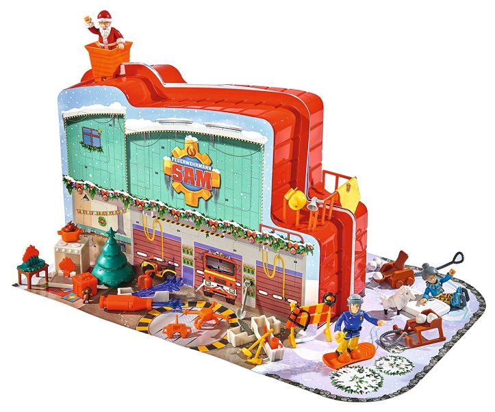 Fireman Sam Christmas Advent Calendar