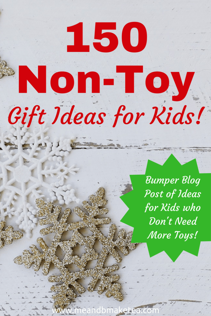 non toy gift ideas christmas for children kids families thumbnail