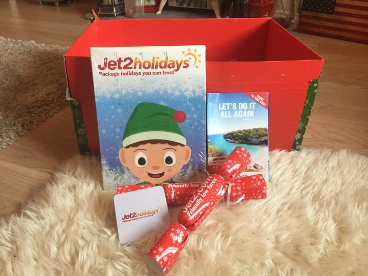 jet2 holidays christmas hamper jet2 holiday