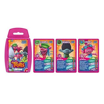 Trolls Top Trumps Card Game