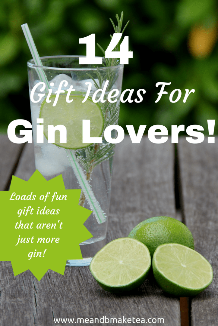 14 Christmas Gift Ideas for Gin Lovers