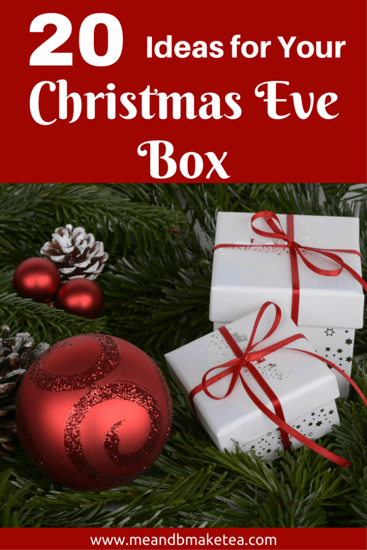 20 Christmas Eve Box Ideas for Kids and toddlers