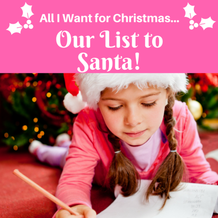 our list to santa for happiness and health in the new year