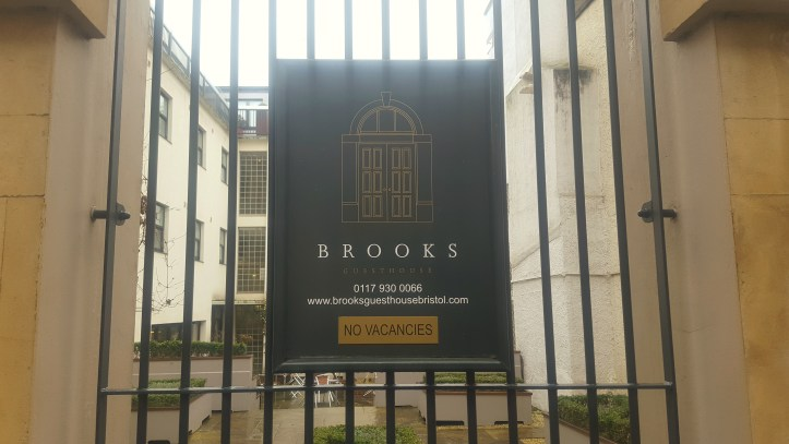 brooks guesthouse bristol bed breakfast
