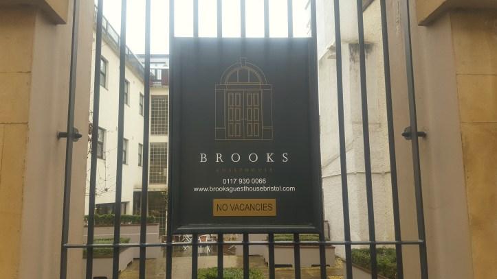 brooks guesthouse bristol bed breakfast