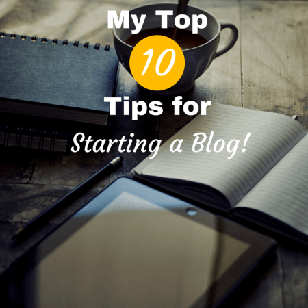 how to start a blog in 2018 thumbnail