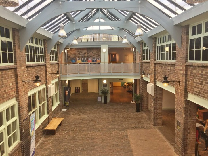 A Review of Weston Museum in Weston-super-Mare! courtyard area
