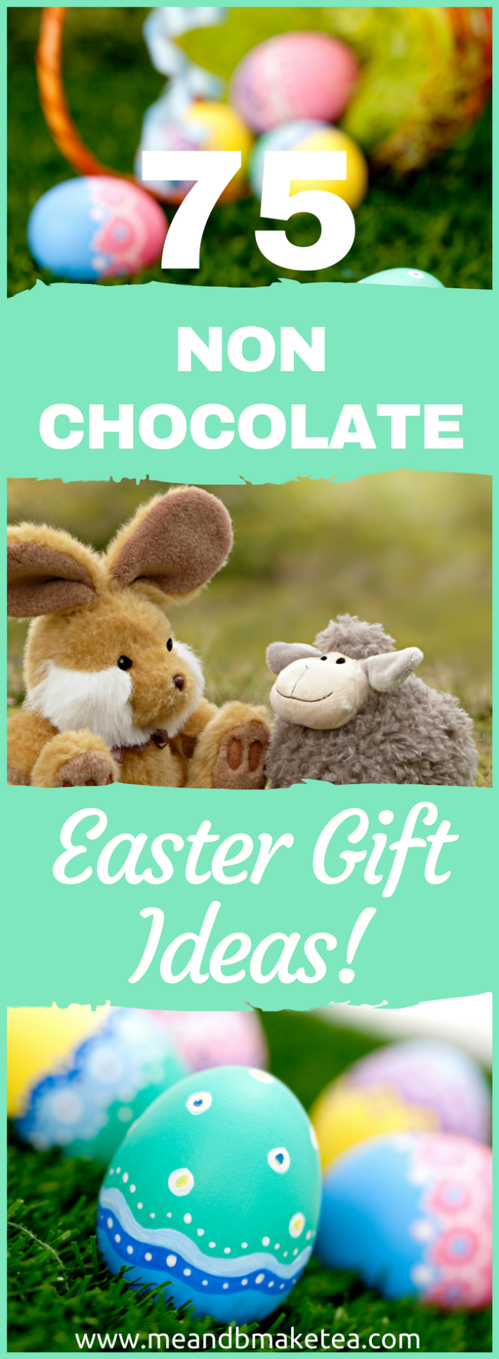 easter gift ideas no chocolate candy sweets