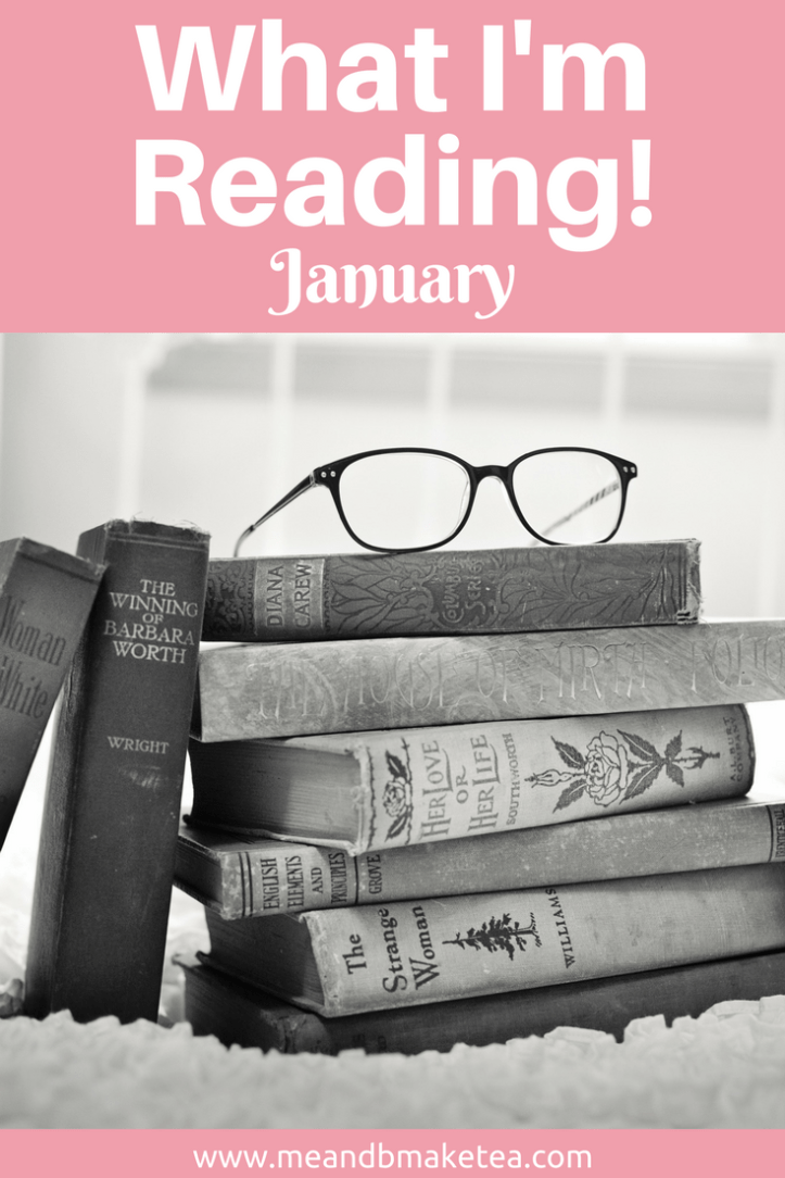 what i'm reading this january february