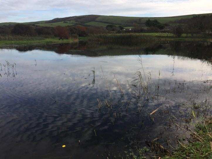 ruda holiday park devon croyde bay fishing lakes