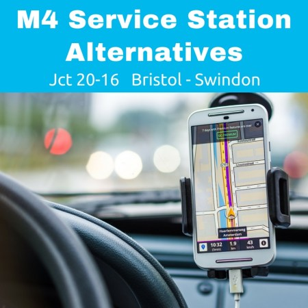 thumbnail m4 service station alternatives in the uK
