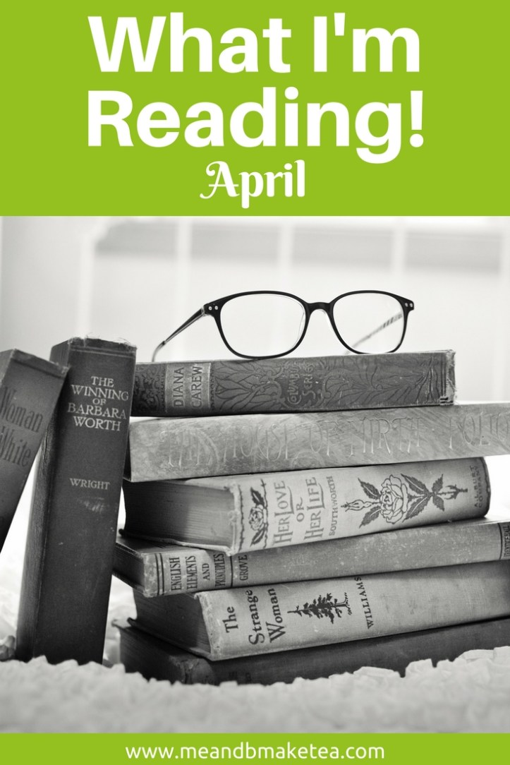 what im reading in april my book haul and to be read list