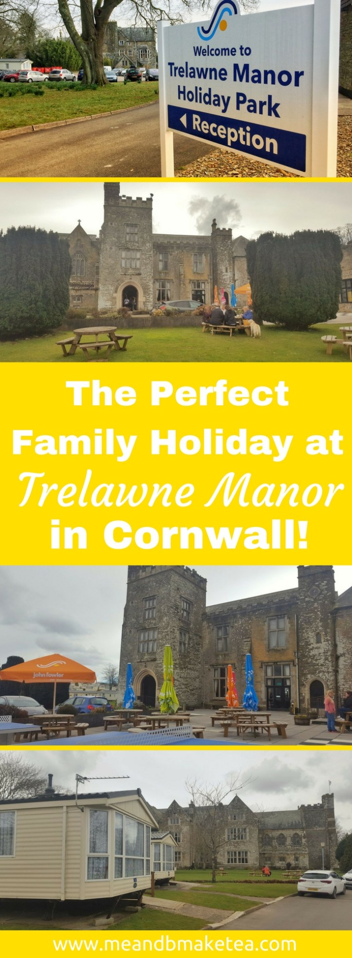 Trelawne Manor family holiday in Looe Cornwall - our review of the holiday park