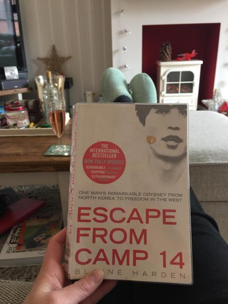 Book review of escape from camp 14