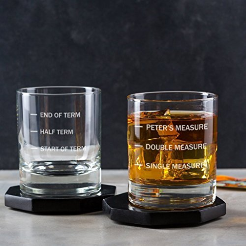 whisky glasses for fathers day amazon
