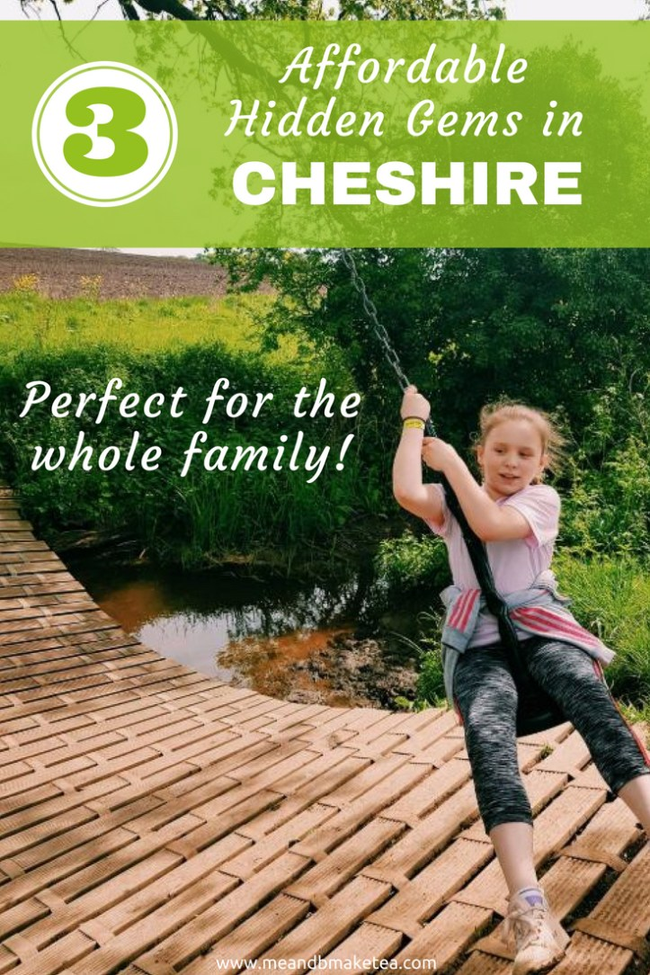 3 Affordable Hidden Gems in Cheshire perfect for family days out and holidays