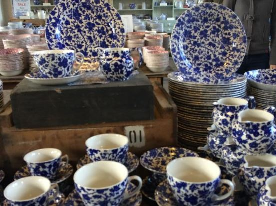 hidden gems in staffordhire at middleton pottery