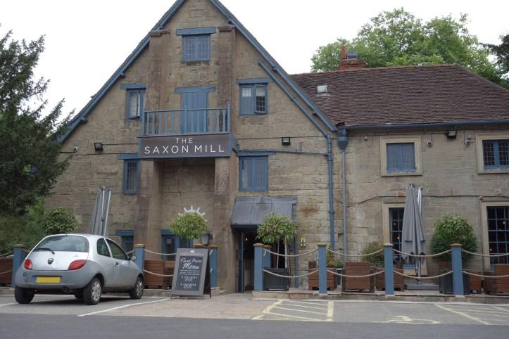 Hidden Gems in Warwickshire - Discovering Old Milverton - The saxon Mill pub