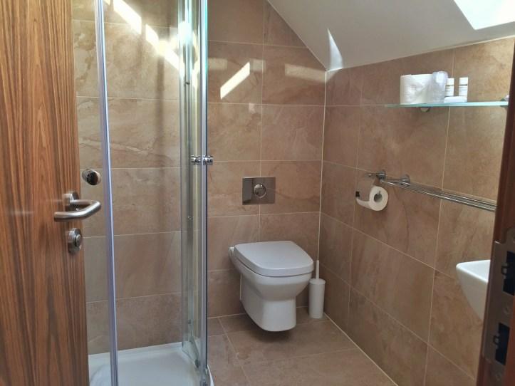 Beyond escapes luxury lodges in Devon - ensuite luxury bathrooms