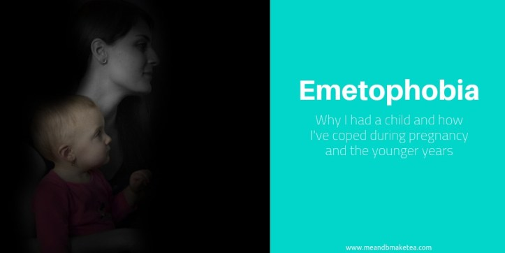How to cope with emetophobia when you have children - how i got through pregnancy and bugs