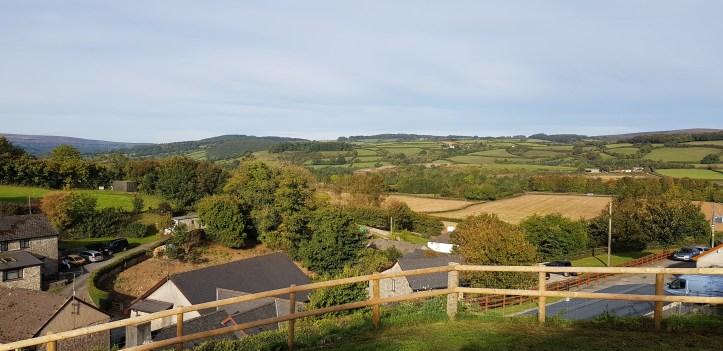 Parkers Farm Holiday Cottages & Caravansin Devon views