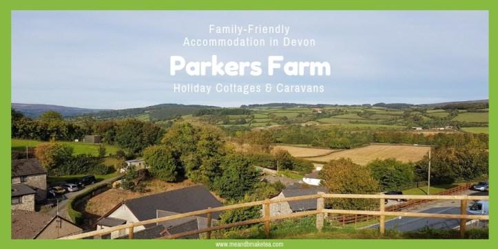 Parkers Farm Holiday Cottages & Caravans in Devon