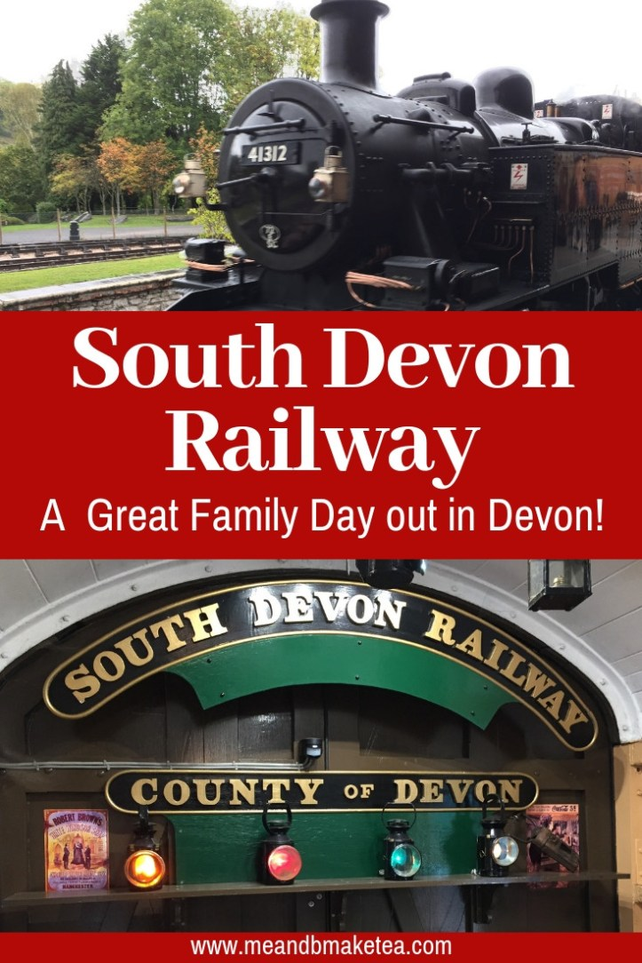 South Devon Railway in Devon - a Great Family day out - Our review