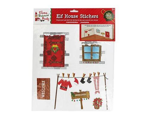 Elf on the Shelf props and sticker sets