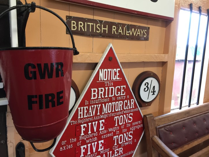 Totnes station - south devon steam railway devon
